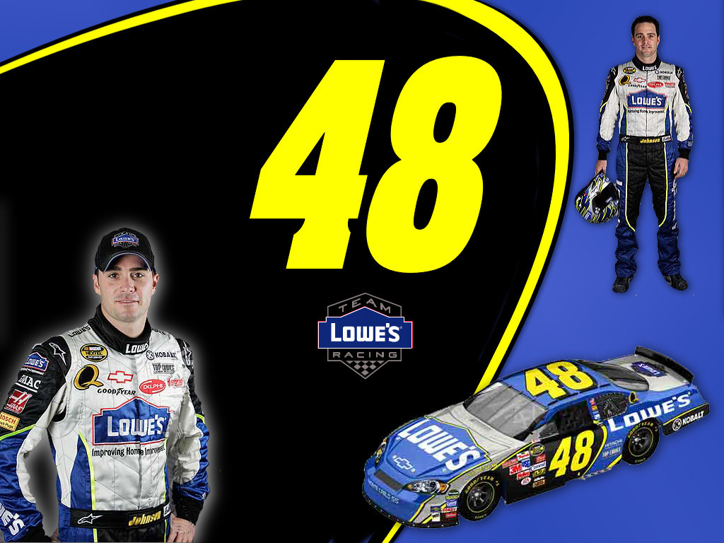 treblewinners Jimmie Johnson Wallpaper 1024x768