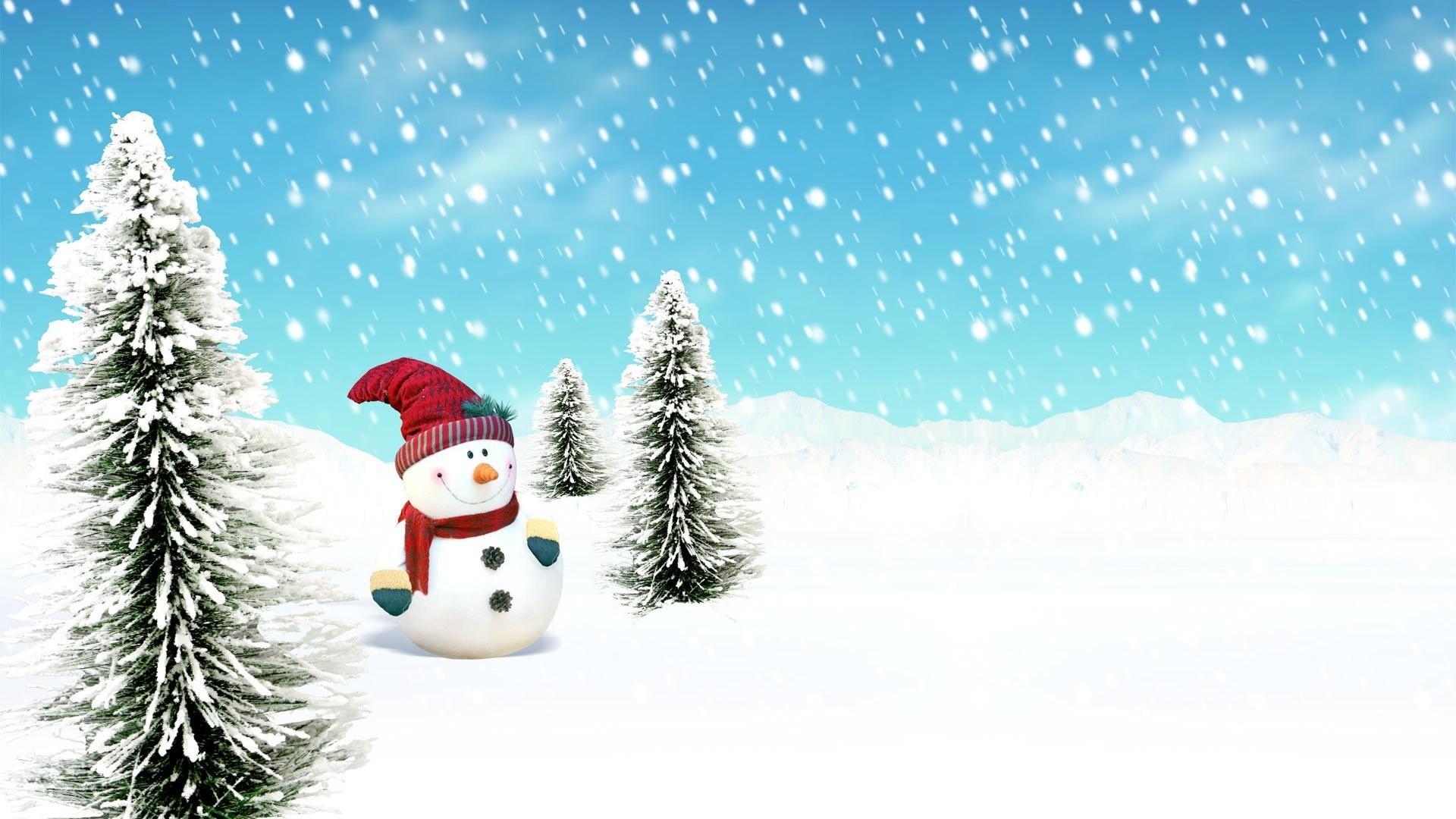 68 Snowman Desktop Wallpapers on WallpaperPlay 1920x1080