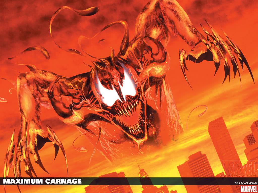Maximum Carnage wallpaper   ForWallpapercom 1024x768