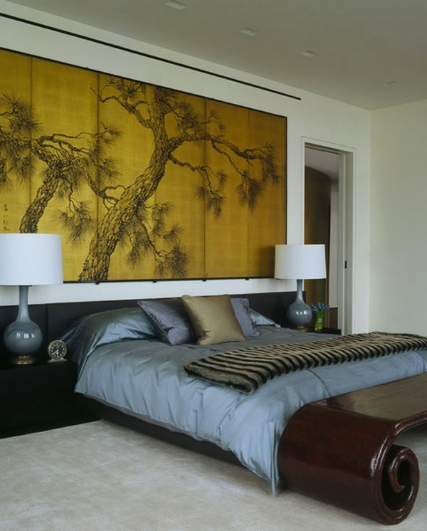 Asian theme wall art for modern homes Elegant Decor Ideas Featuring 600x746