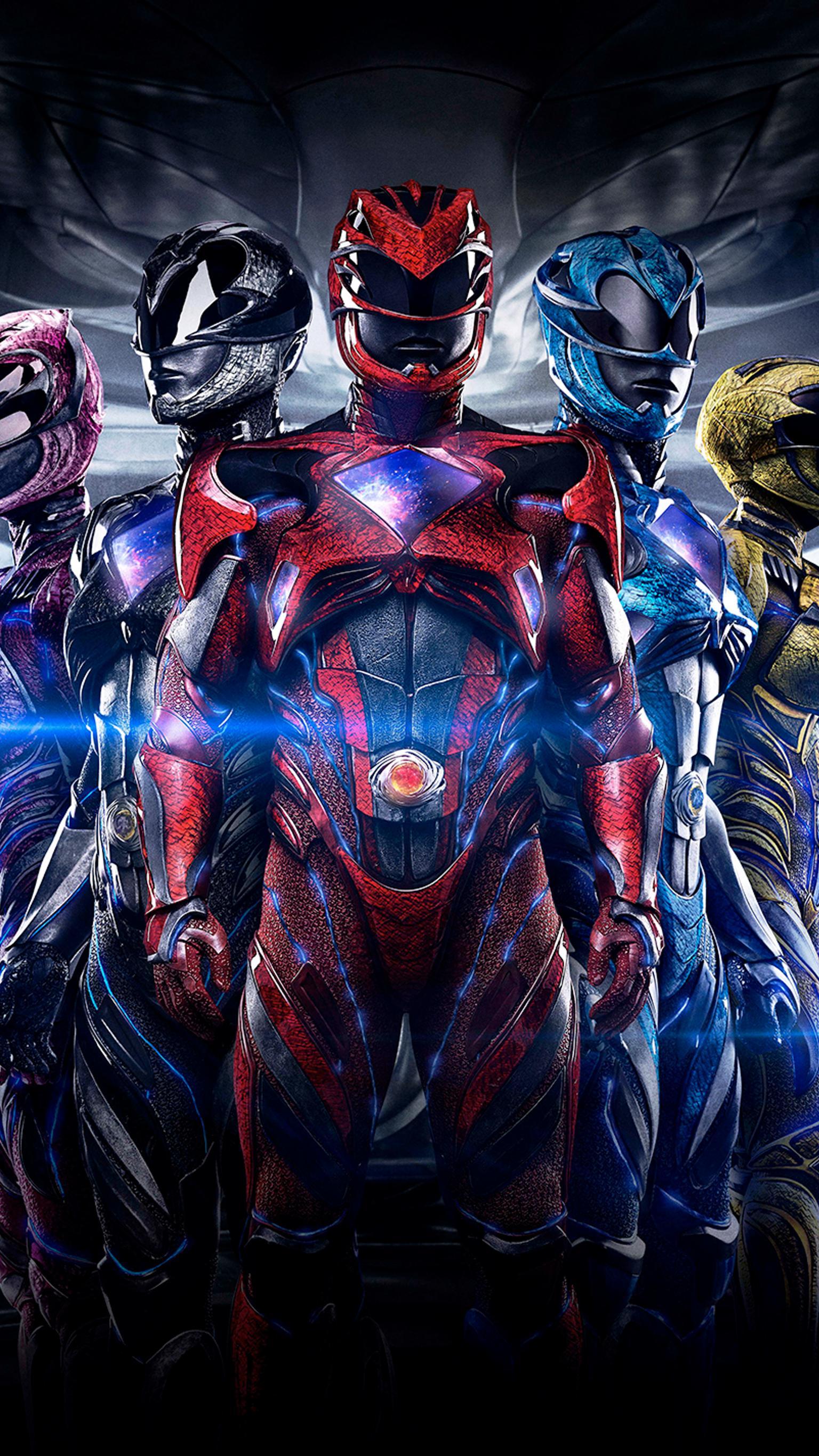 Power Rangers 2017 Phone Wallpapers Moviemania 1536x2732