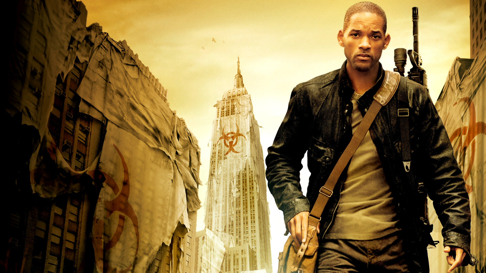 I Am Legend Wallpapers 1920x1080