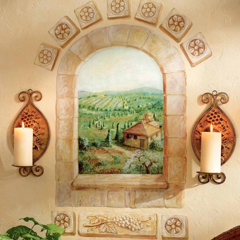 Tuscan Look Wallpaper