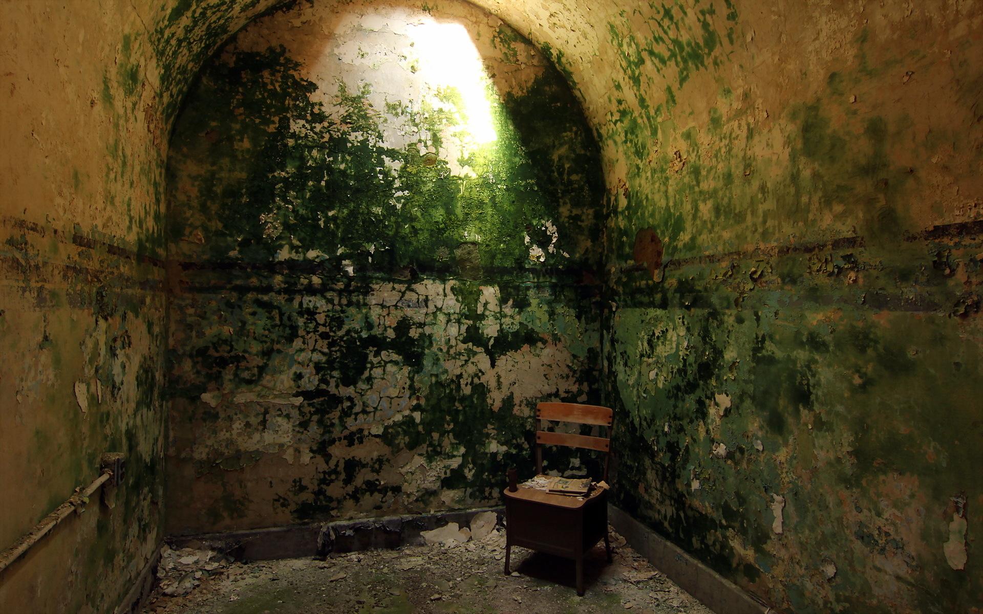 Wallpaper prison cell interior wallpapers interior   download 1920x1200