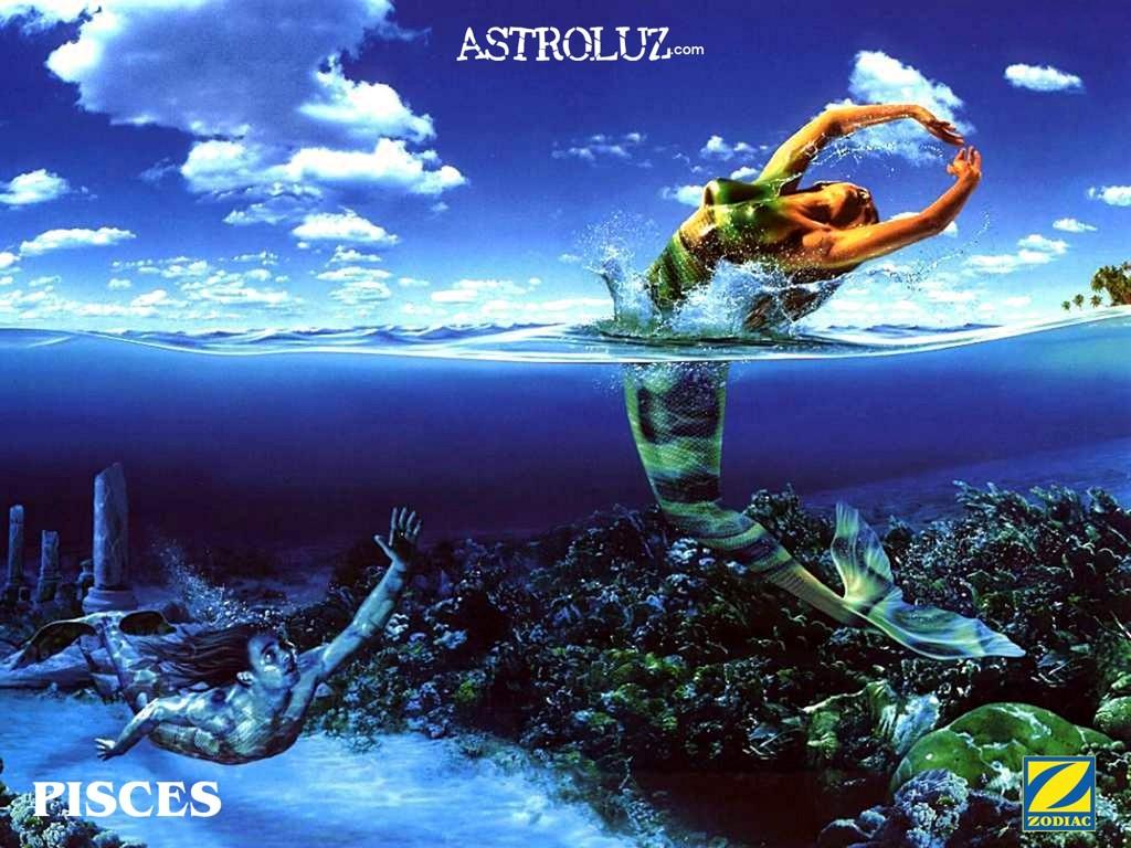 Pisces Astrology Wallpaper Zodiac Signs 1024x768
