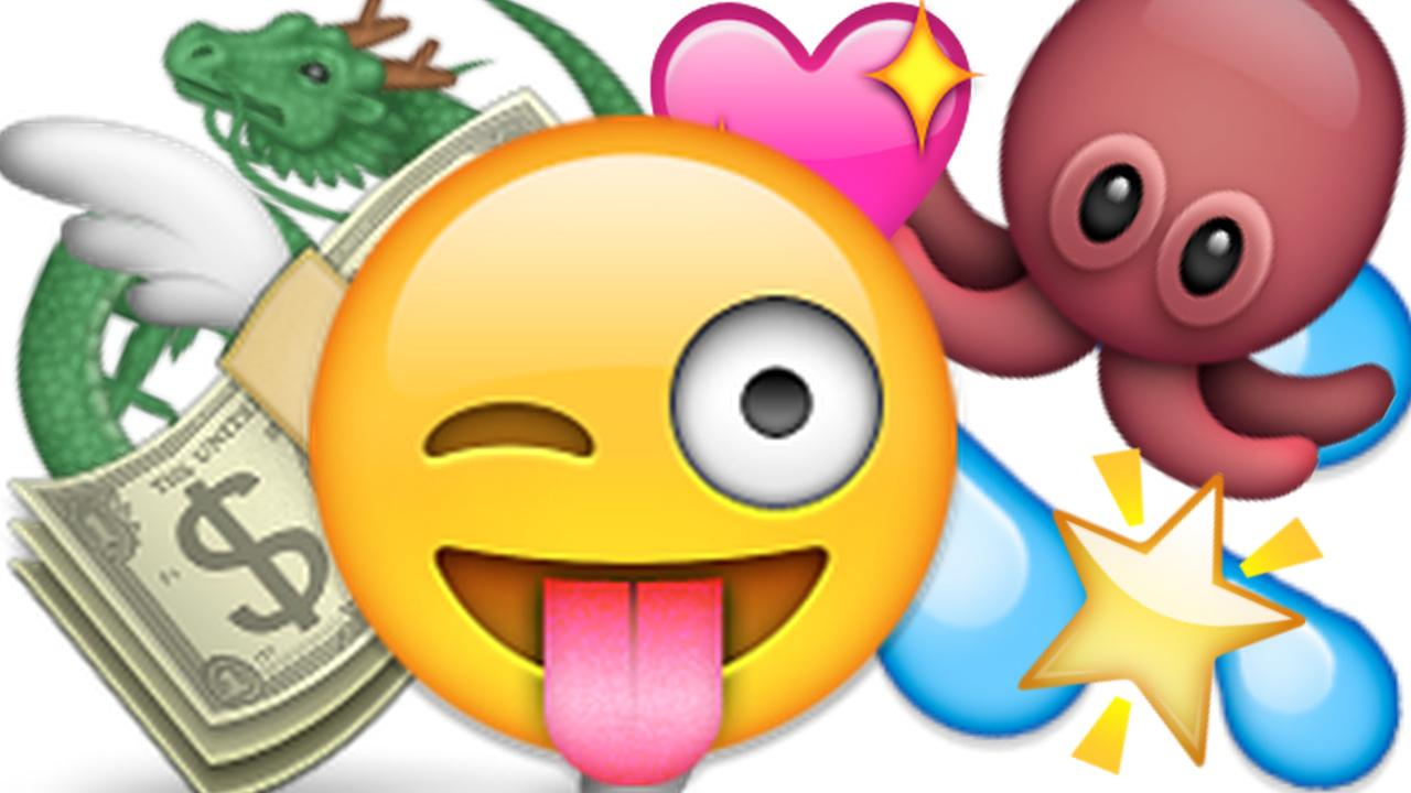 Emoji Push Aside Emoticons on Your Smartphone 1280x720