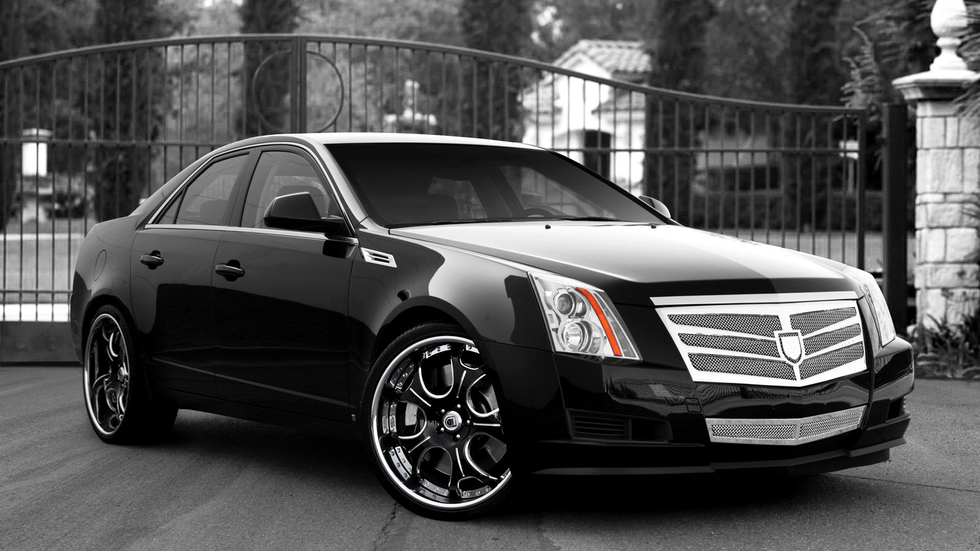 Cool Cadillac Wallpapers Wallpapersafari