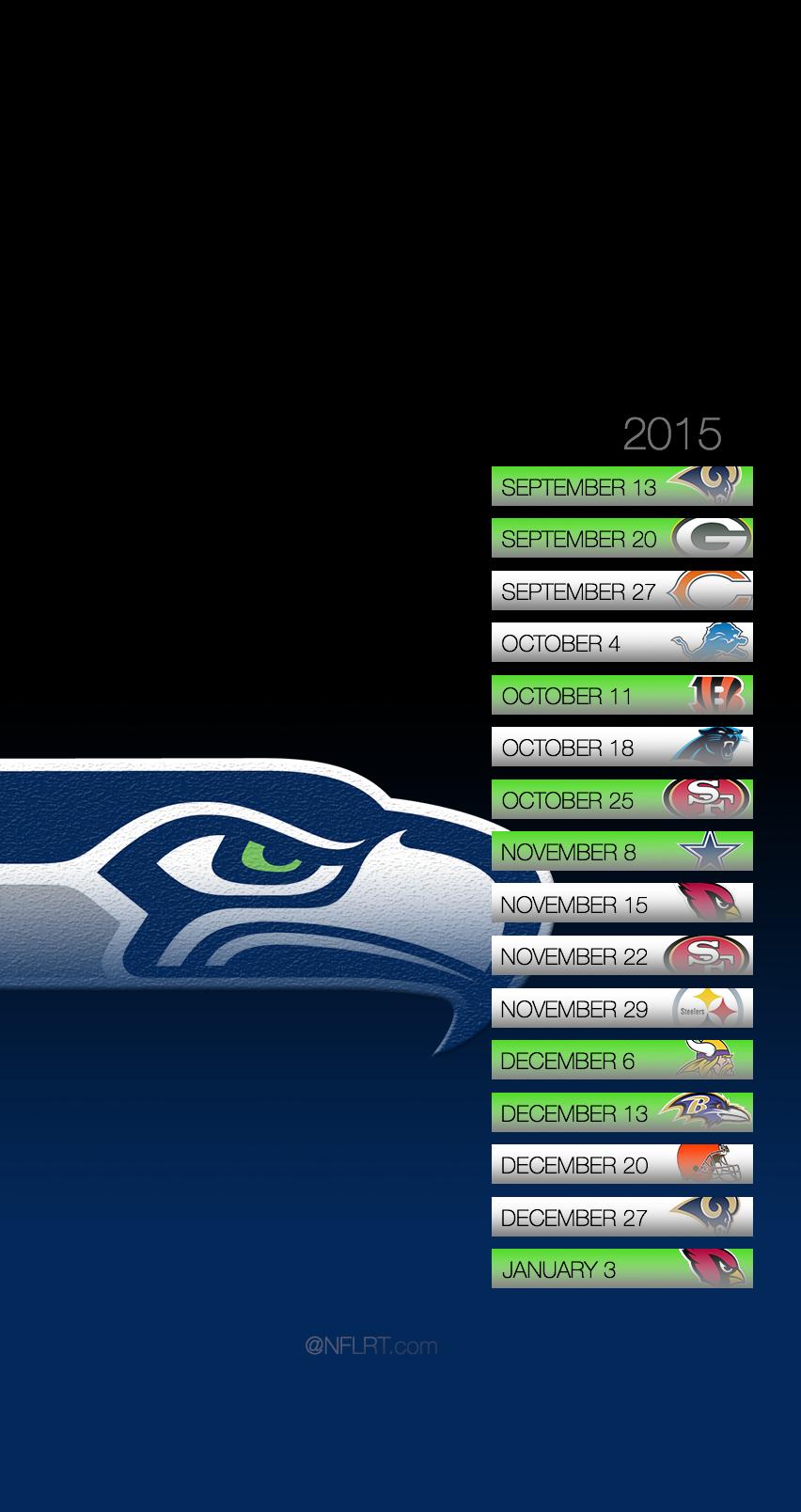 seahawks schedule 2015 by nflrt com http nflrt com 2015 nfl schedule 852x1608