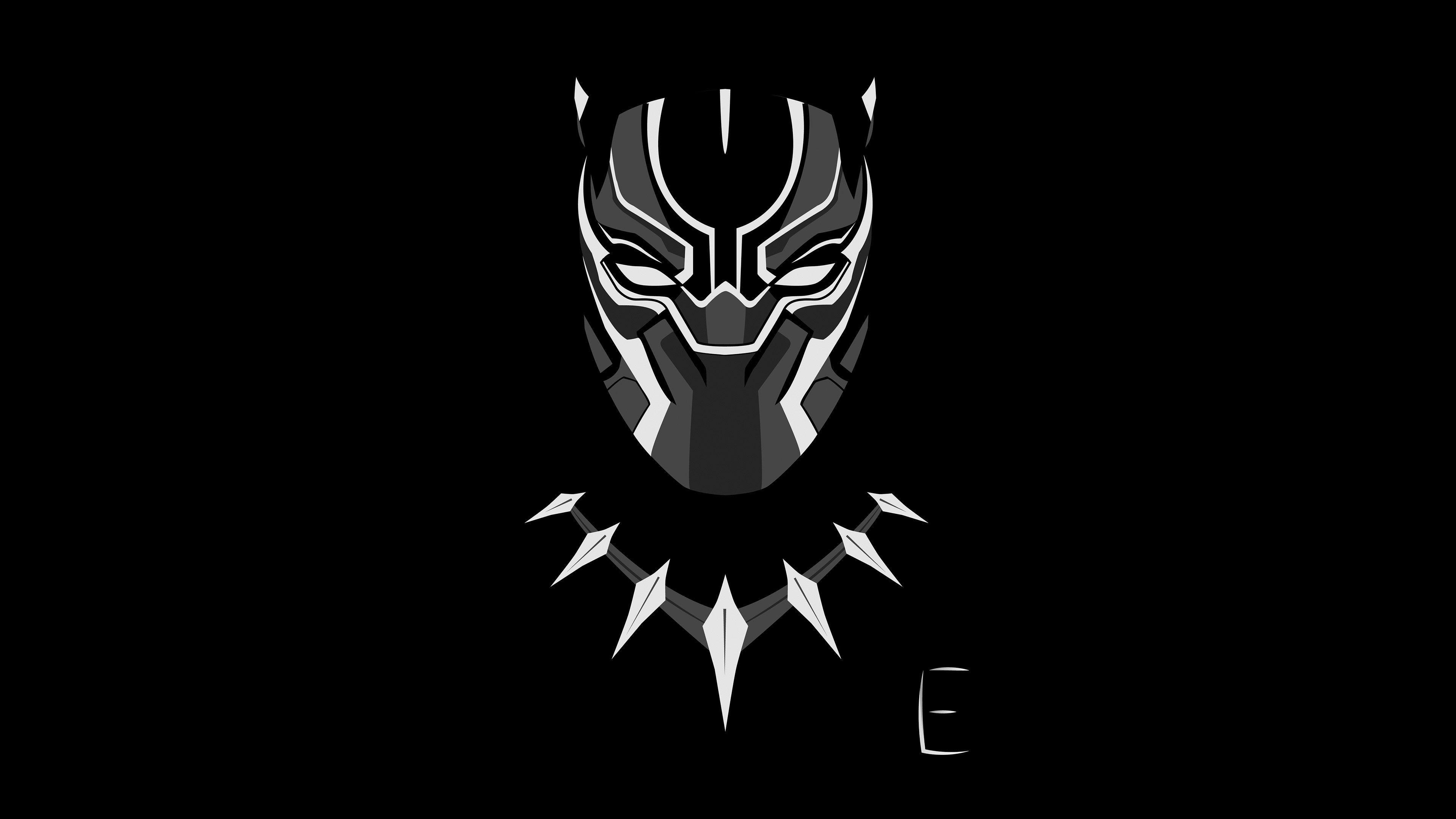3840x2160 black panther 4k pc hd wallpaper download Marvel 3840x2160