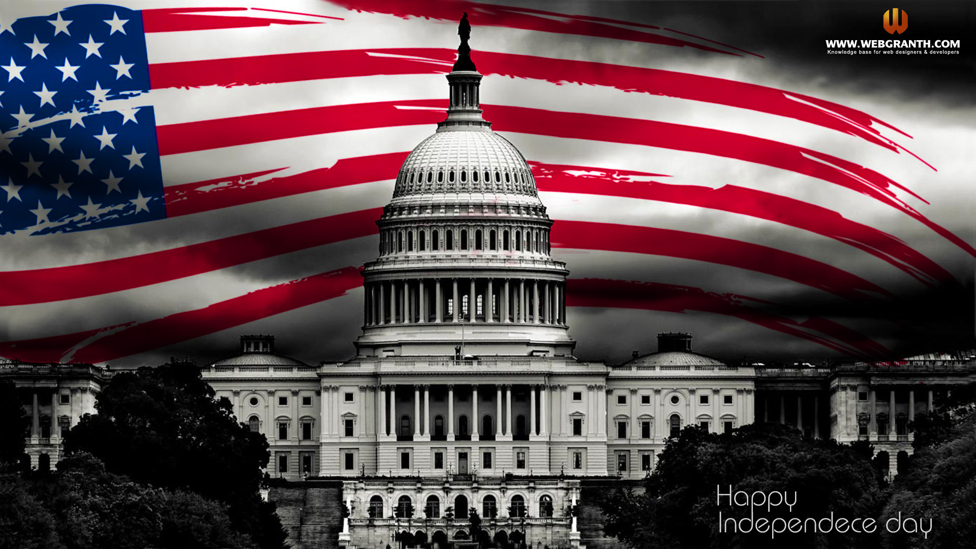 4th of July WallpapersDesktop Wallpaper Independence Day USA downjpg 1920x1080