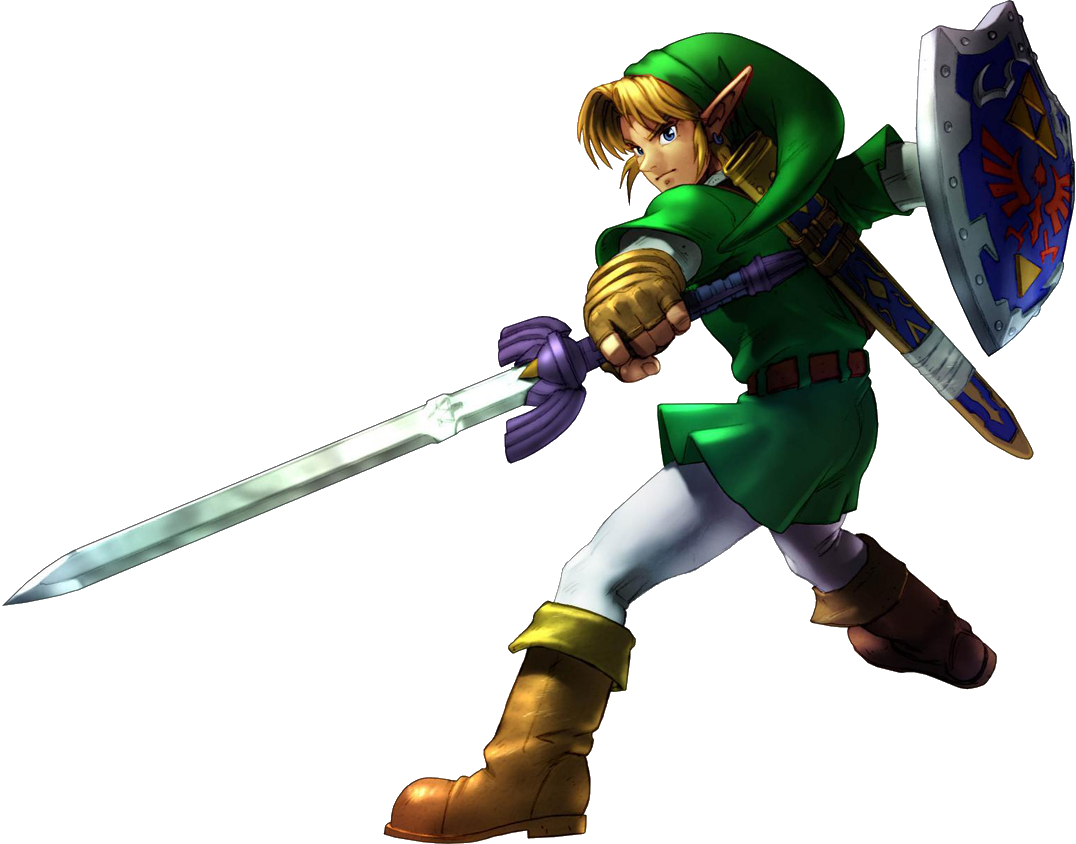 Download Zelda Link Transparent Background HQ PNG Image FreePNGImg 1076x844