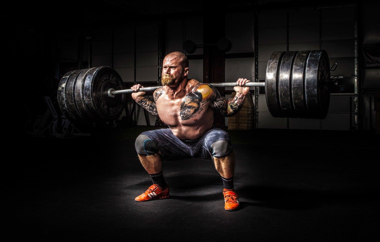 Wallpaper strength tattoos weightlifting images for desktop 1332x850