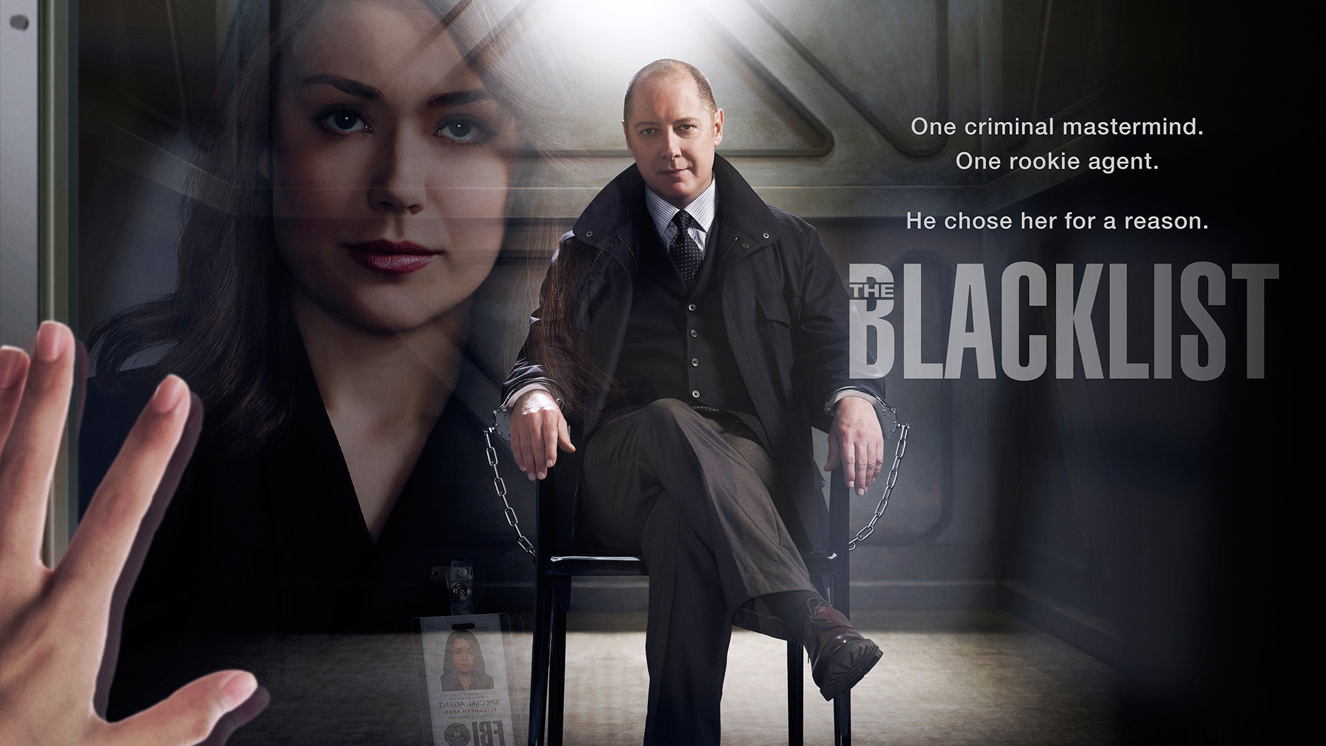 The Blacklist   The Blacklist Wallpaper 35676707 1920x1080