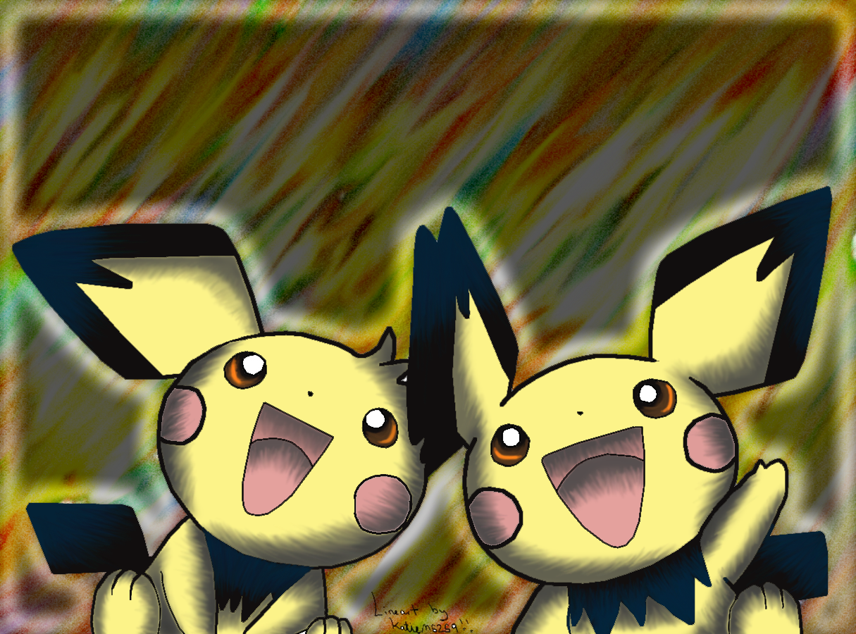 Pichu Brothers by Shad Wolf 1215x900