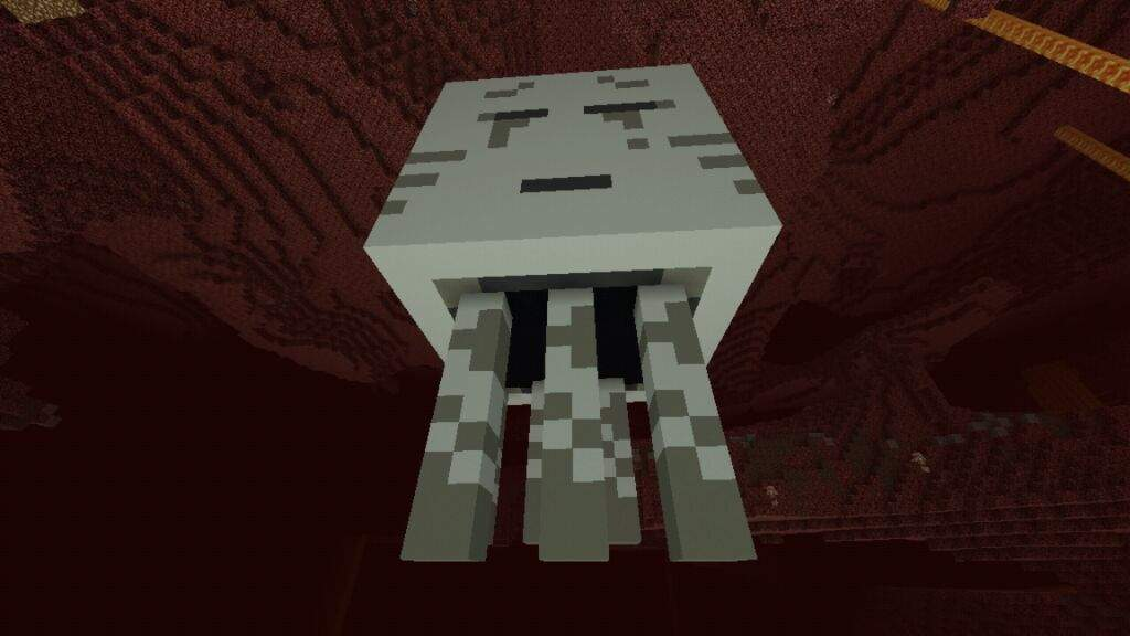 Ghast Statue in the Nether Minecraft Amino 1024x576