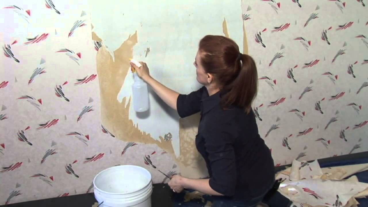 Tips on Removing Wallpaper Paste 1280x720