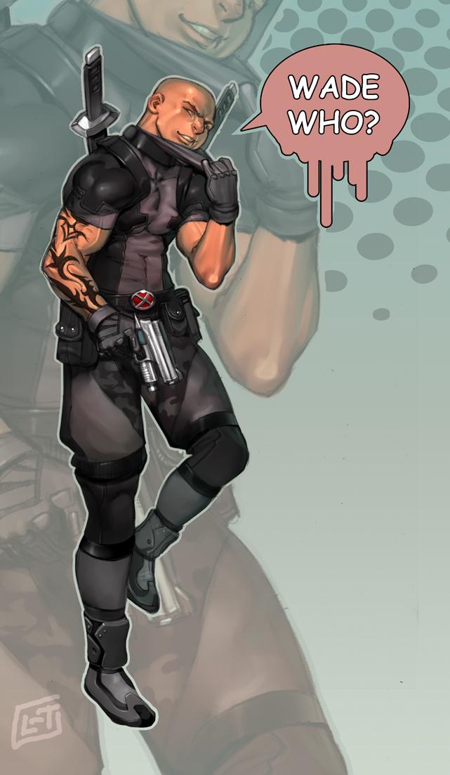 Force Deadpool Wallpaper Gi10 xforce deadpool by 641x1102