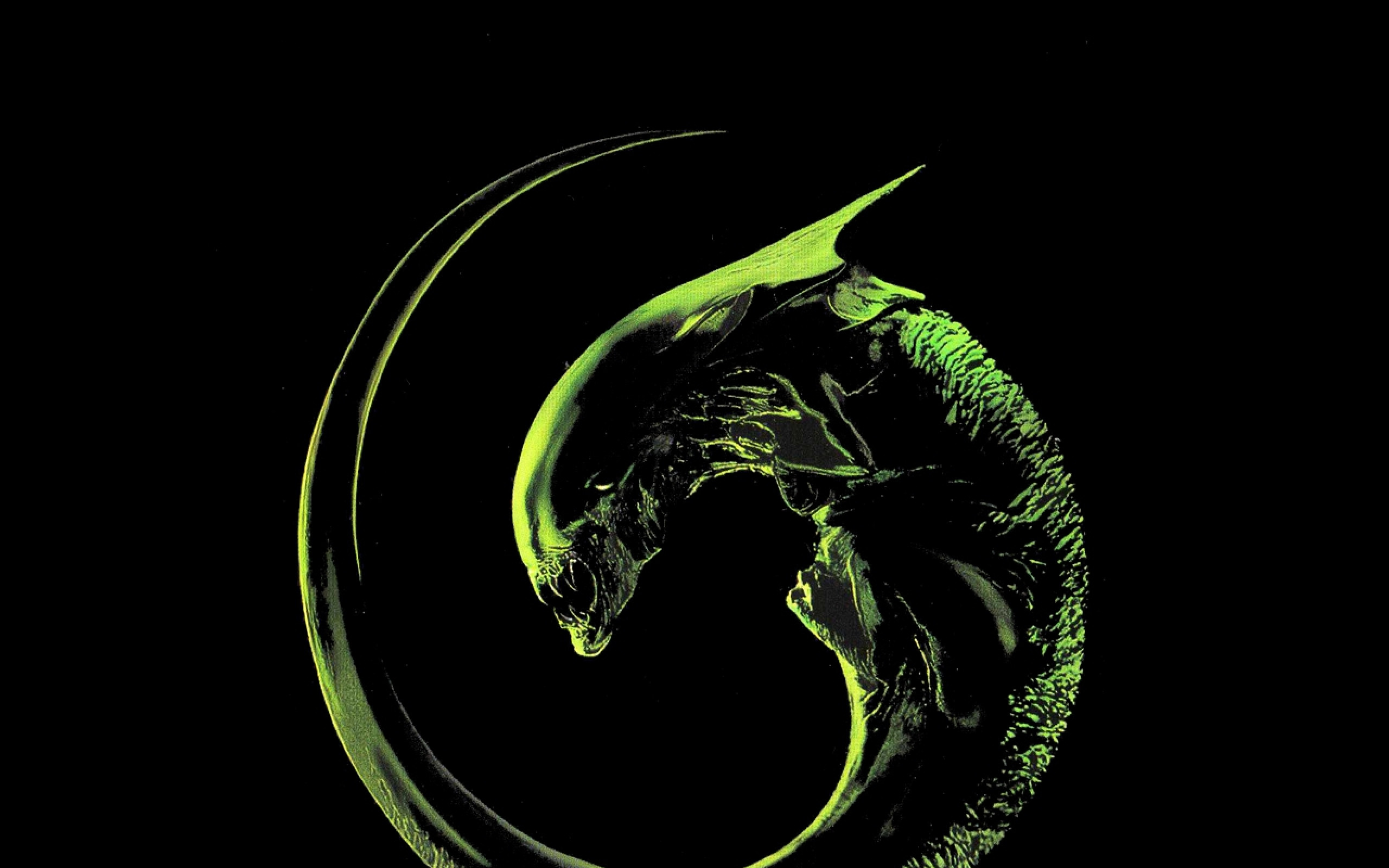 Alien Backgrounds Download 2560x1600
