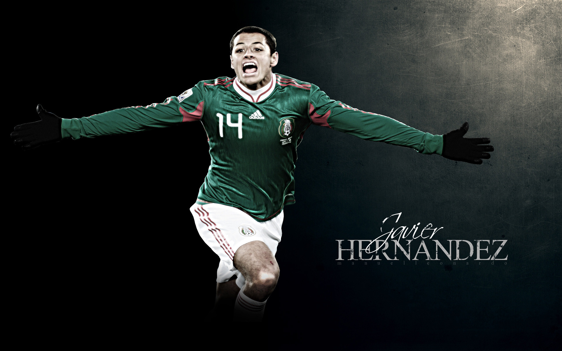 Mexico Soccer Team 2015 Wallpapers 1920x1200