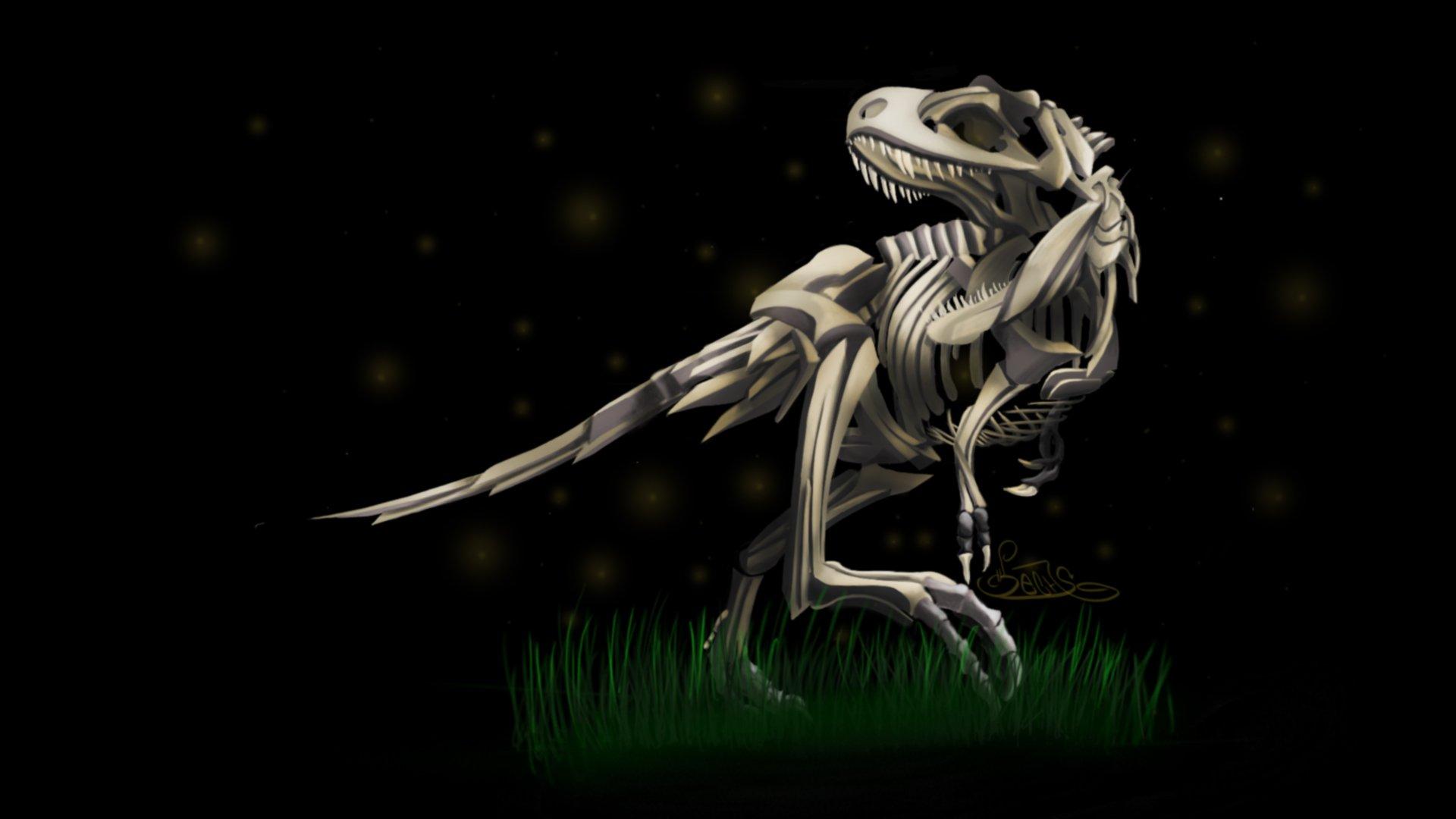 скелет  № 703180  скачать