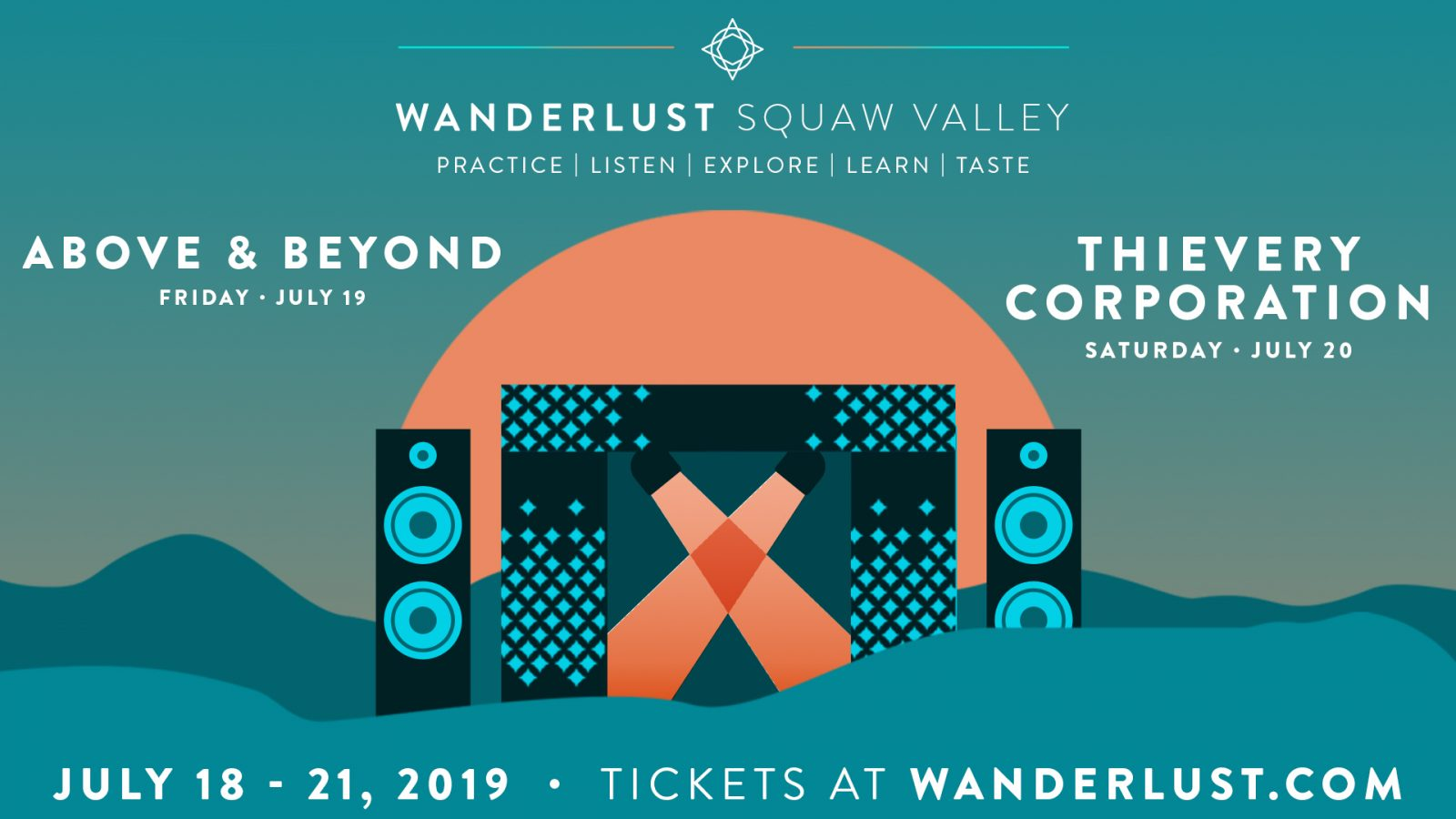 Wanderlust Presents Above Beyond and Thievery Corporation 1600x900
