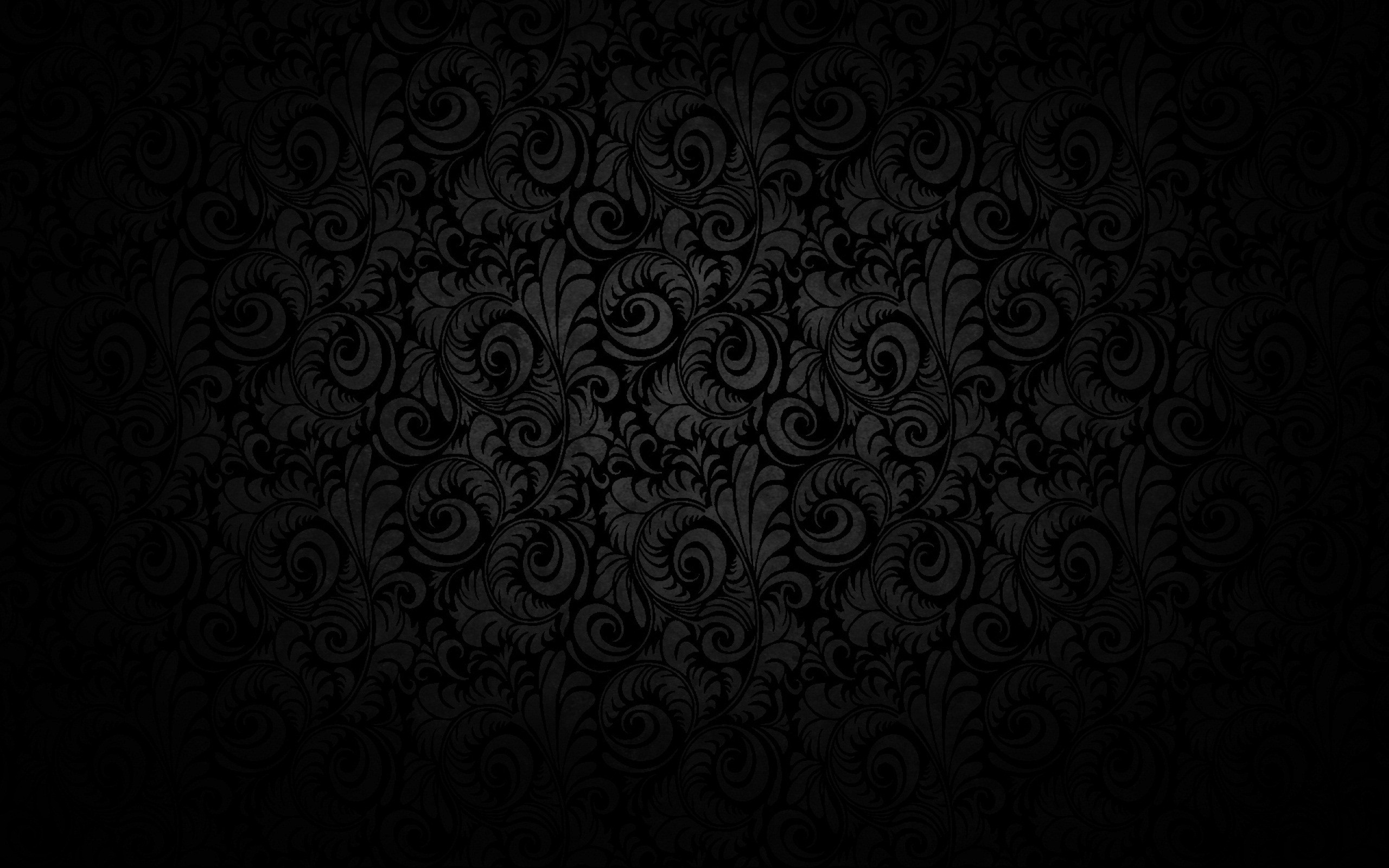Vector and Designs in Black Background HD Wallpapers 2560x1600