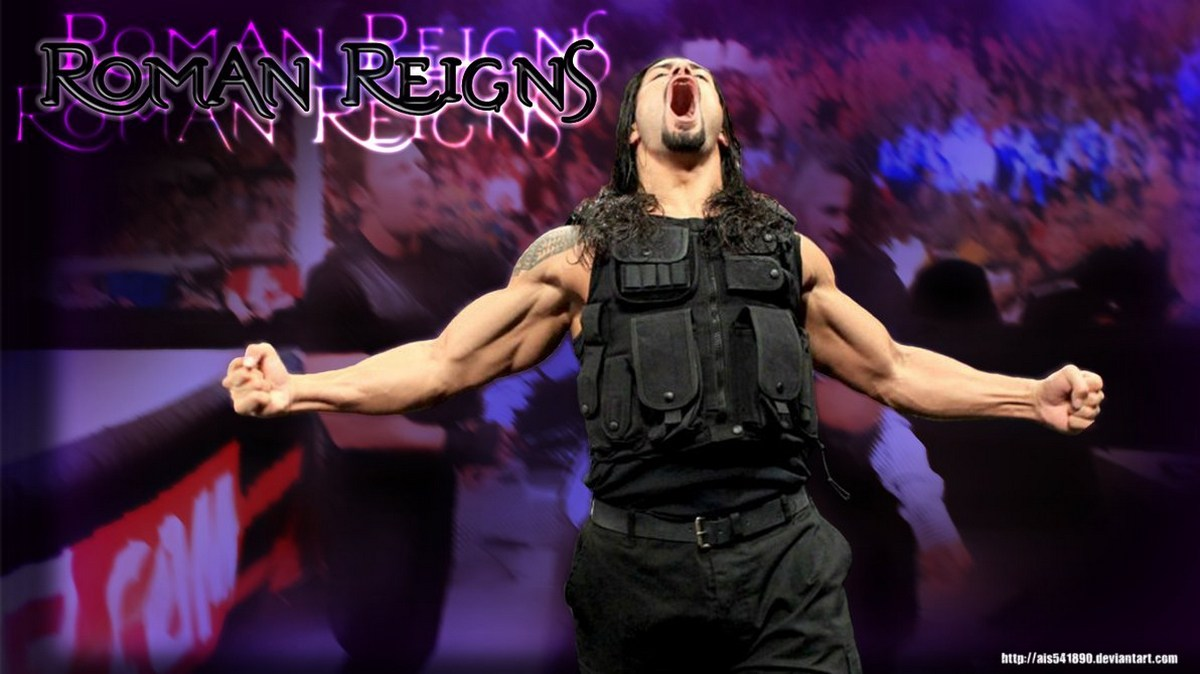 WWE Power House Roman Reigns HD Wallpapers 1200x674