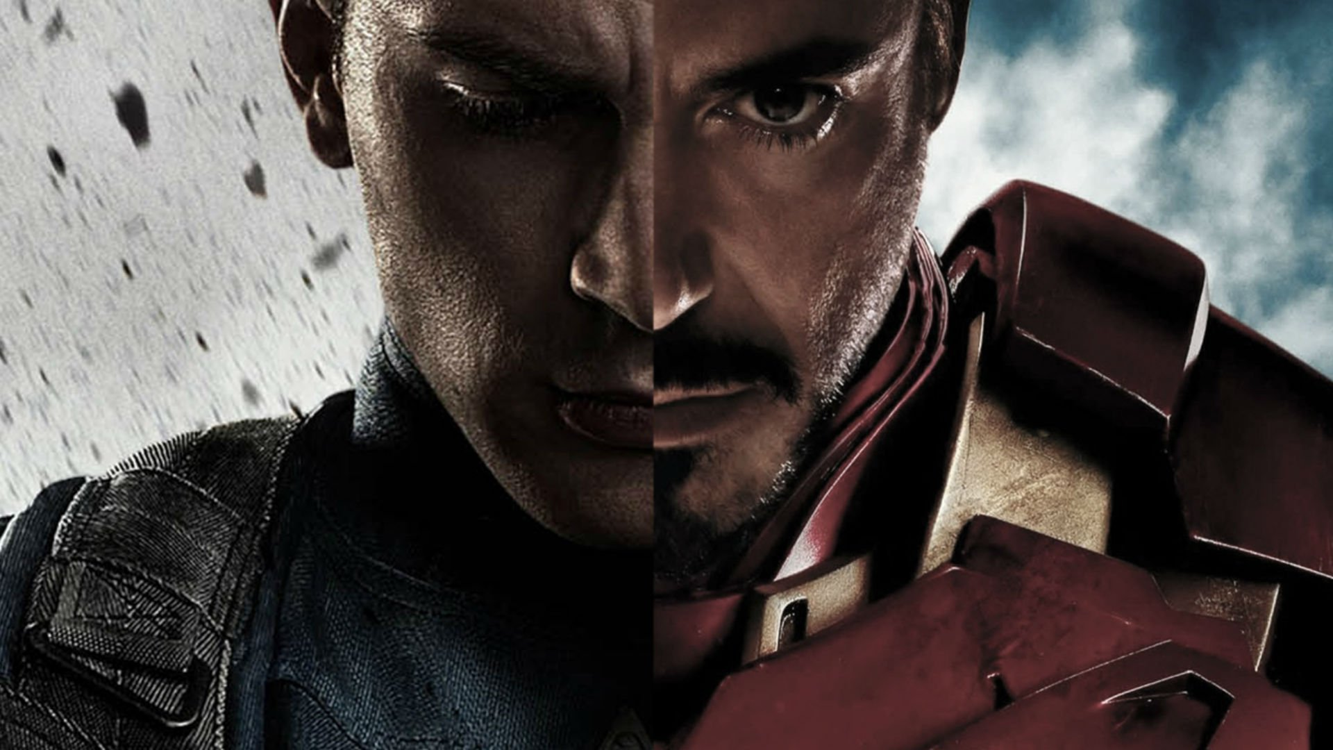Captain America Vs Iron Man 1920x1080