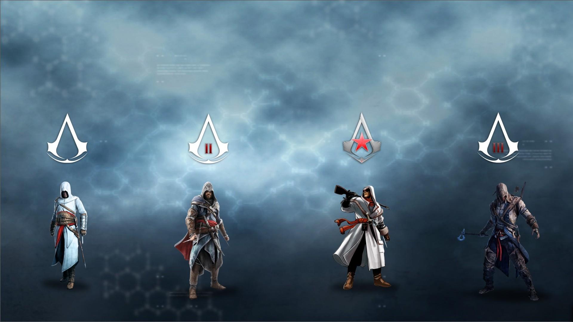 Assassins Creed Computer Wallpapers Desktop Backgrounds 1920x1080 1920x1080