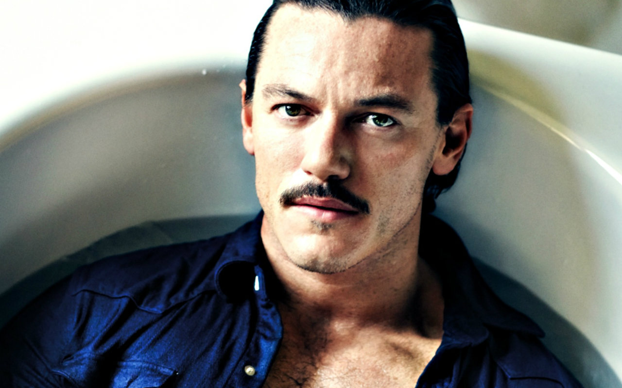 Luke Evans Wallpaper   Luke Evans Wallpaper 38445310 1280x800