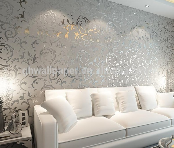 Foil Wallpaper For Home Interiors
