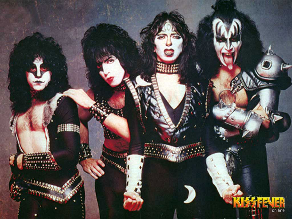 KISS   KISS Wallpaper 23448312 1024x768