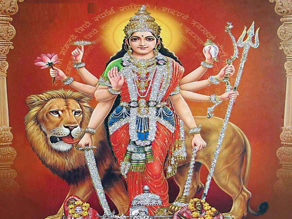 Durga Maa HD Wallpapers 1024x768