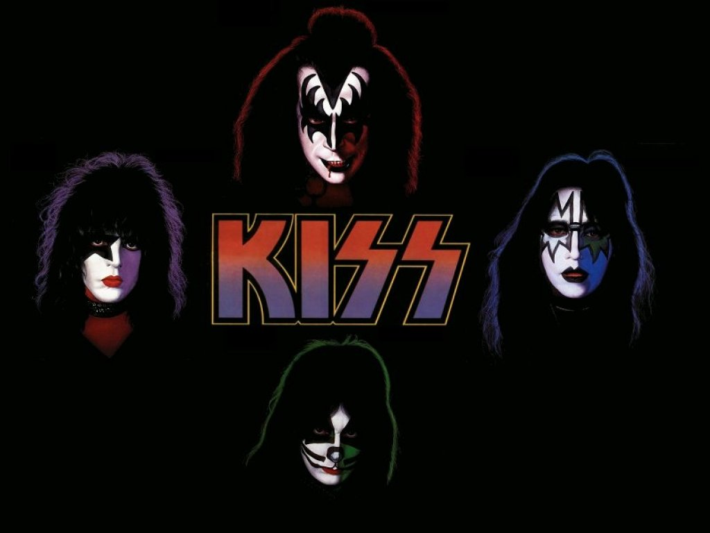 Music Related Wallpapers Group 86: [43+] Free Rock Band Kiss Wallpapers On WallpaperSafari