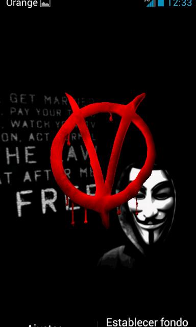 Anonymous Hacker Live Wallpaper Wallpapersafari