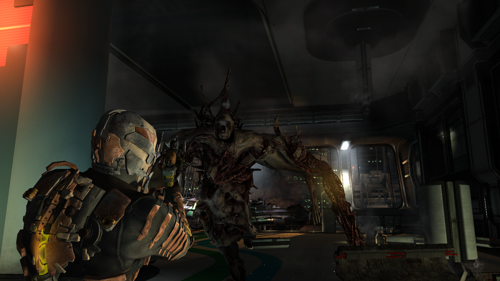 dead space 2 wallpaper hd widescreen game wallpaper backgrounds 1600x900