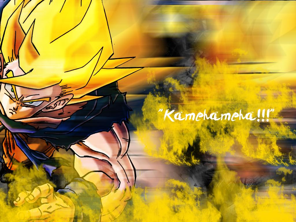 goku   kamehameha wallpaper by demonfoxslayer d31j2v3png 1024x768