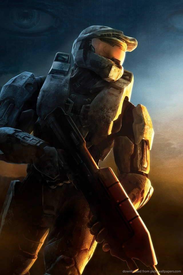 Halo Mobile Wallpaper Wallpapersafari