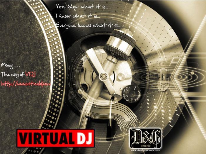 Virtual DJ Wallpapers Packs multimedia gallery 700x525