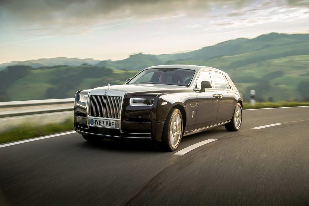 2017 Rolls Royce Phantom EWB luxury car 4k wallpaper Rolls 1024x683