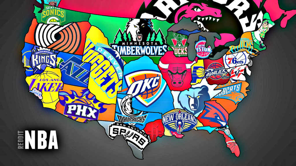 Nba team logos wallpaper 2017 wallpapersafari - Nba all teams wallpaper ...