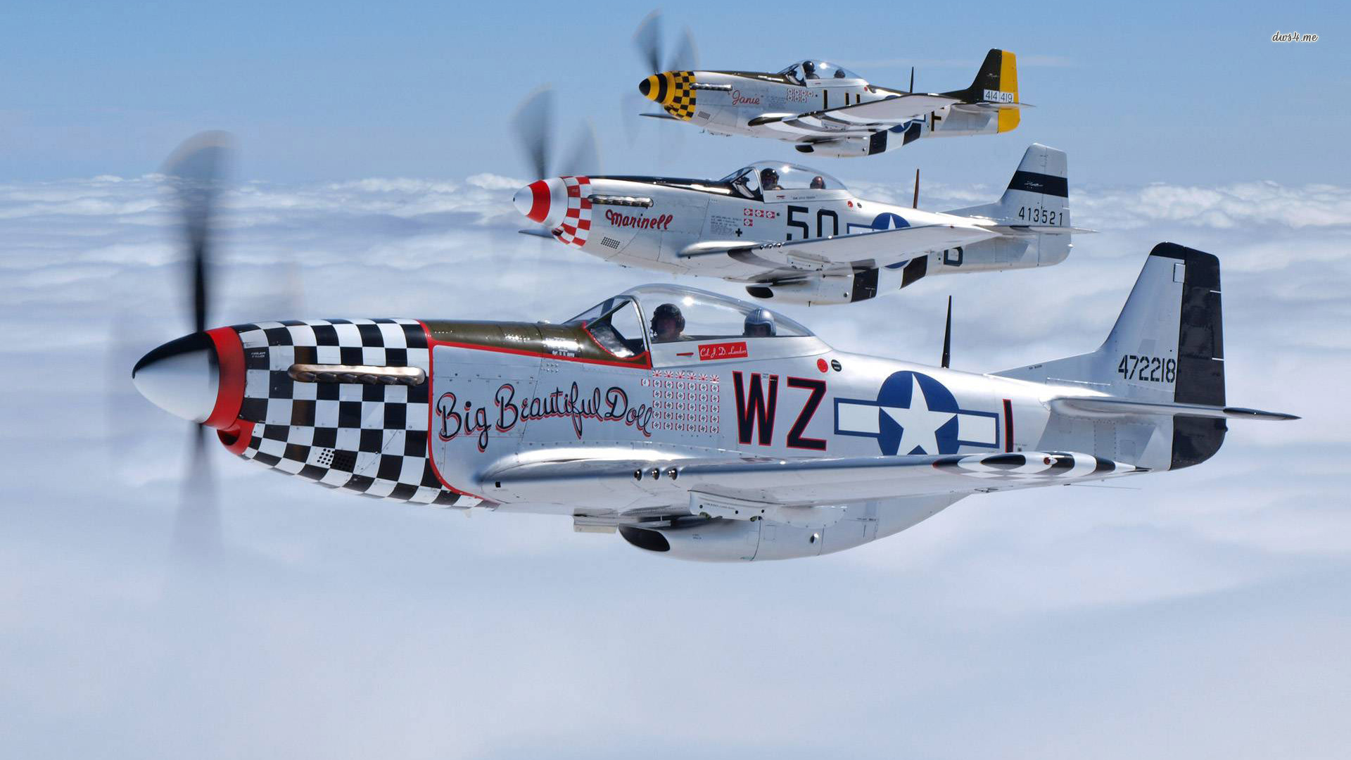 North American P 51 Mustang wallpaper   Aircraft wallpapers   5646 1920x1080
