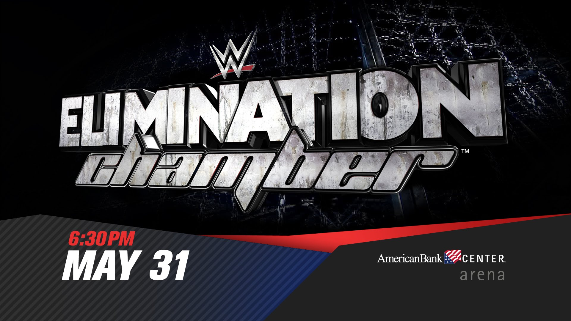 WWE Elimination Chamber   May 31 2015   American Bank 1920x1080