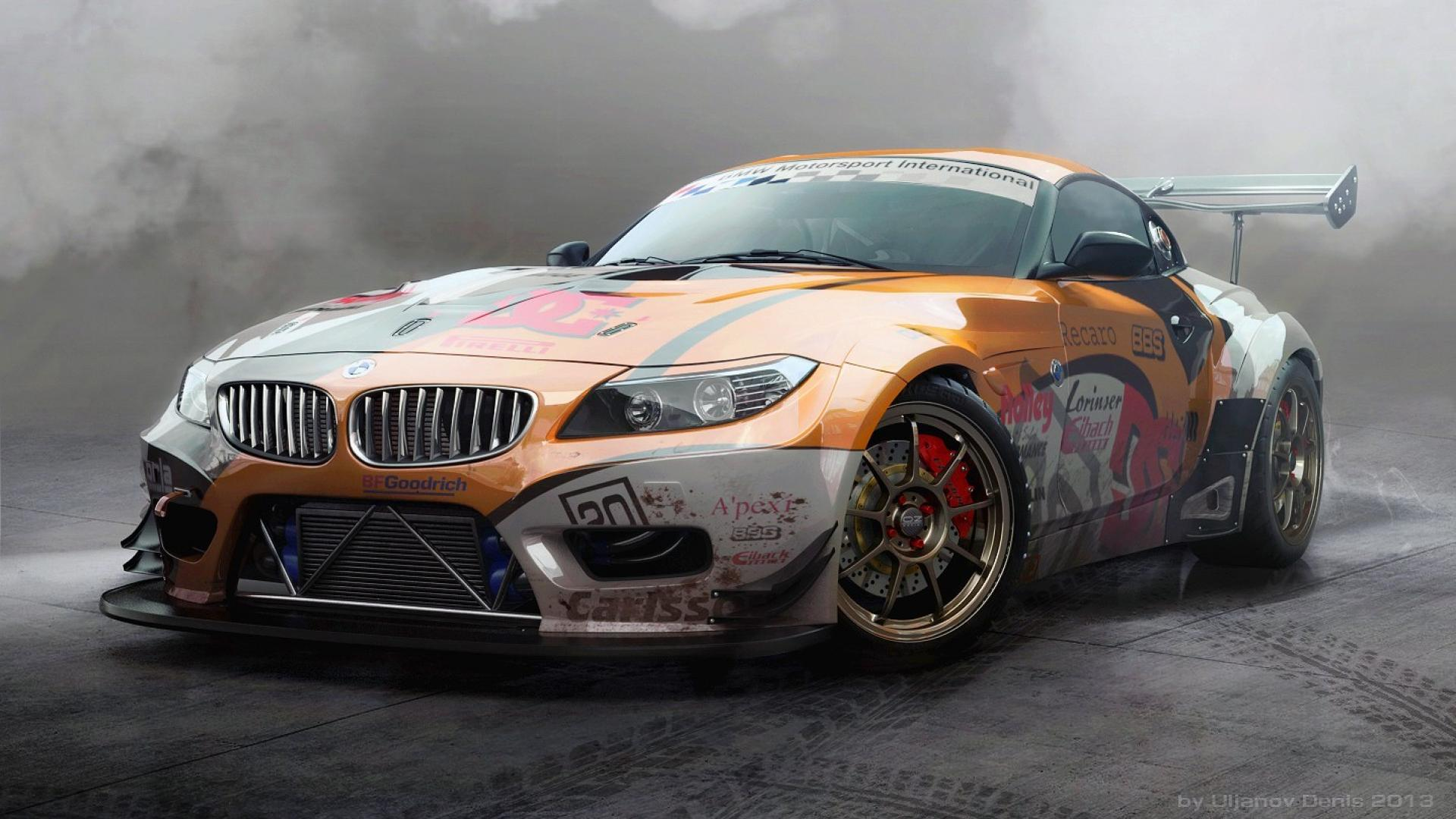 BMW Z4 GT3 Wallpaper - WallpaperSafari