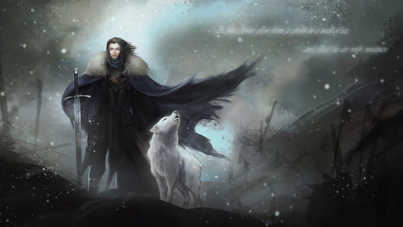 Jon Snow Wallpaper HD