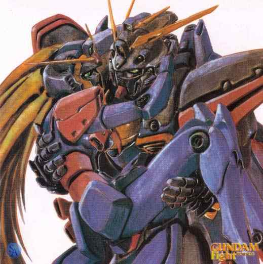 Mobile Fighter G Gundam photos by way2enjoycom Mobile Fighter G 519x522
