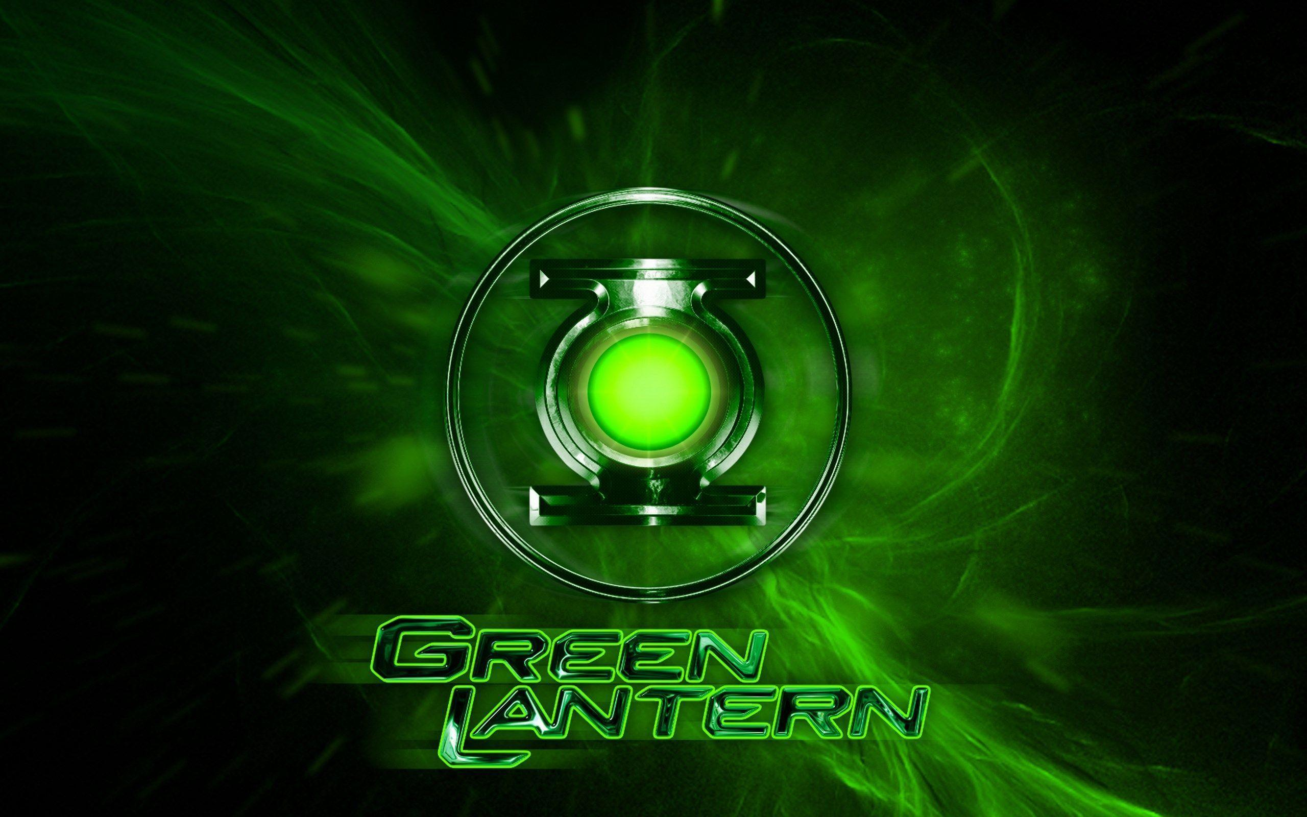 Green Lantern Wallpapers 2560x1600