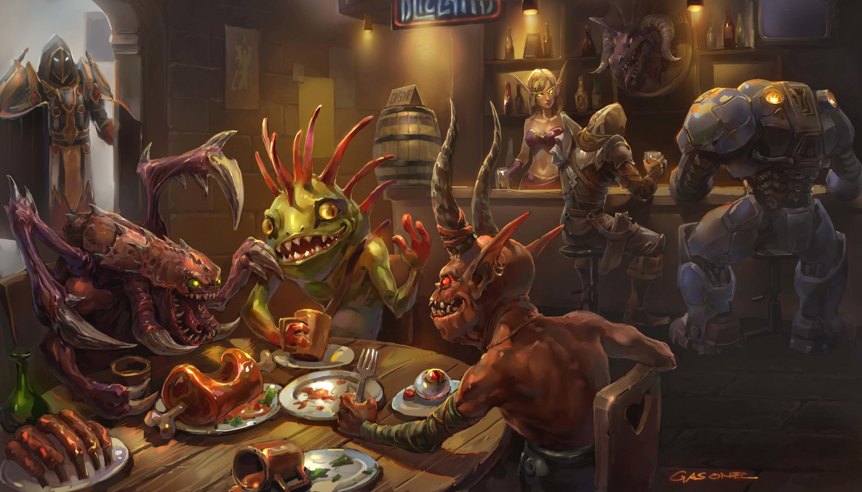 WOW Demon Hunter Wallpaper - WallpaperSafari