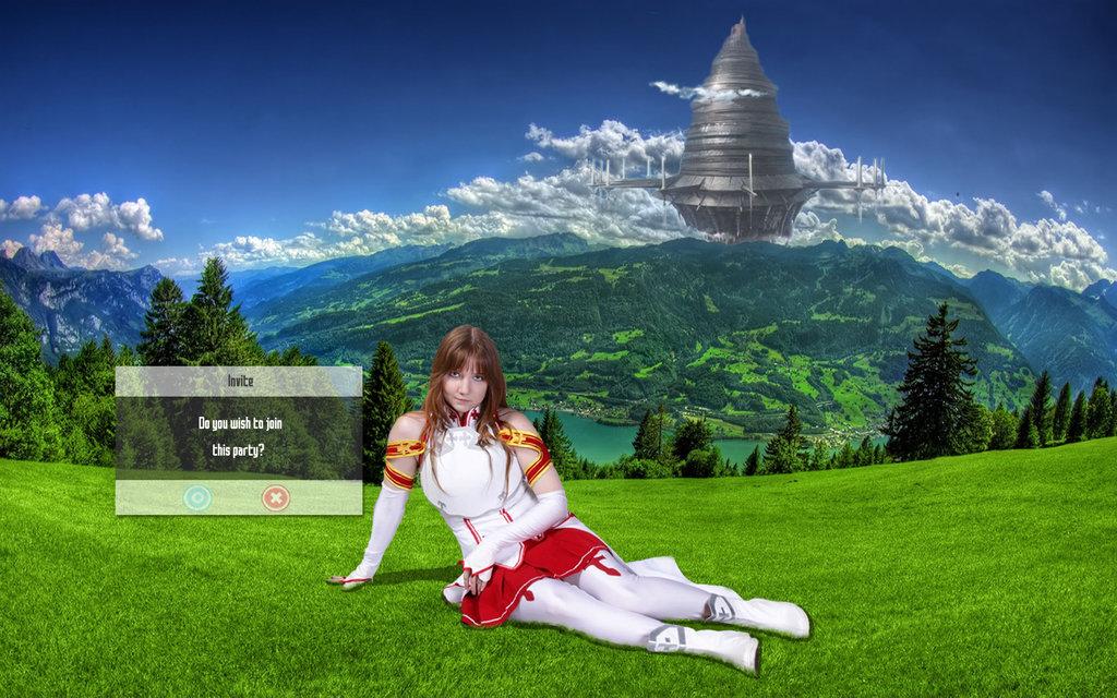 SAO Desktop Background by SantanaCosplay 1024x640