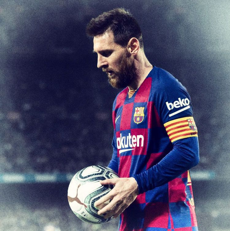 Lionel Messi   Barca  Wallpaper   2020   4K Lionel messi Lionel 749x750